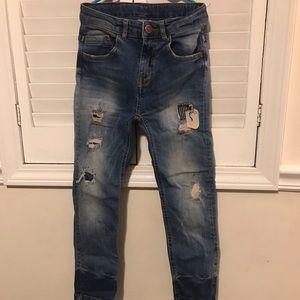 Zara boys jeans sz 9